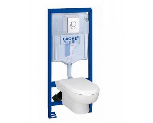 Комплект Grohe Solido 5 в 1 39191000