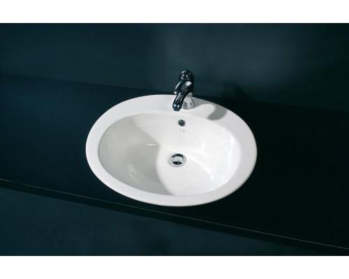 Встраиваемая раковина Ceramica Ala Pisa PIS500TOP