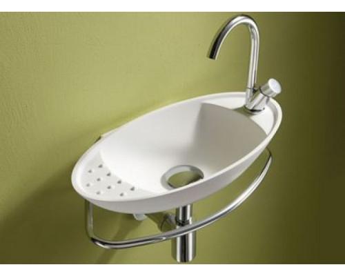 Мини раковина овальная DECOTEC YOLE Le lave-mains