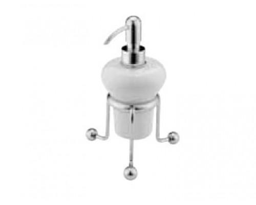 Дозатор для жидкого мыла настольный Bagno &  Associati Opera OP 729