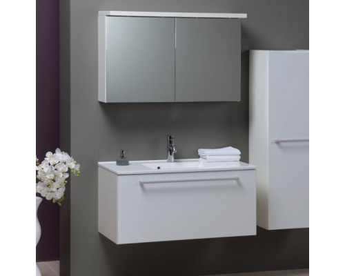 Kомплект мебели для ванной комнаты Balteco Willingen 100