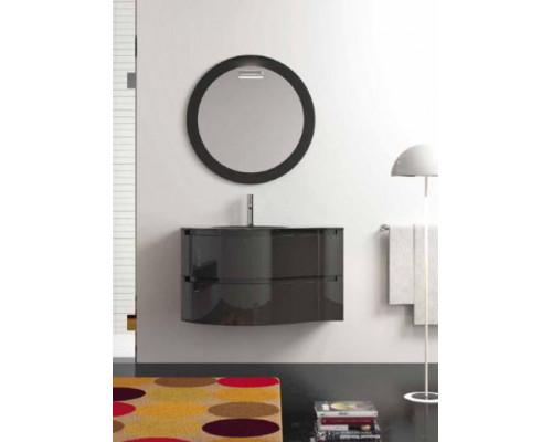 Комплект мебели для ванной комнаты Berloni Bagno Memphis 04