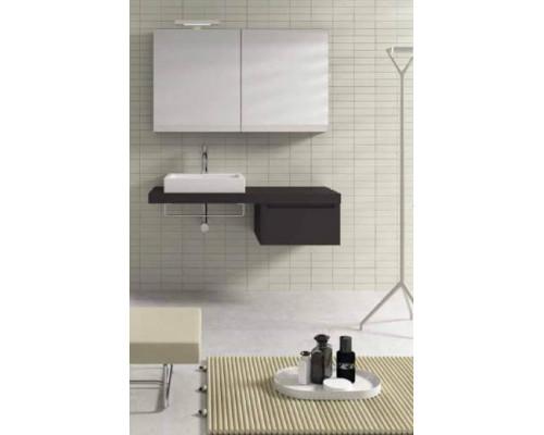 Комплект мебели для ванной комнаты Berloni Bagno Memphis 10