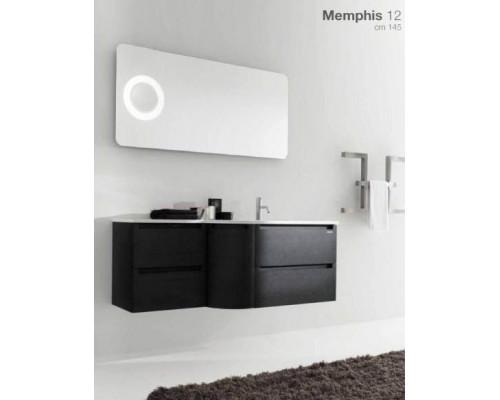 Комплект мебели для ванной комнаты Berloni Bagno Memphis 12