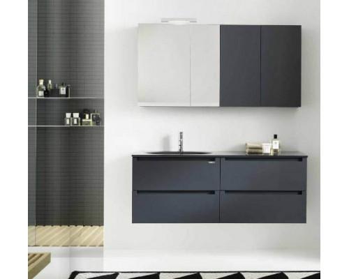 Комплект мебели для ванной комнаты Berloni Bagno Memphis 13