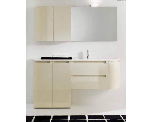 Комплект мебели для ванной комнаты Berloni Bagno Memphis 19