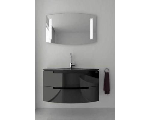 Комплект мебели для ванной комнаты Berloni Bagno Moon 04