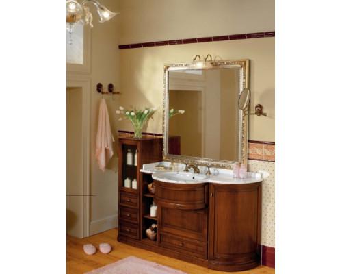 Комплект мебели для ванной комнаты Lineatre Tudor