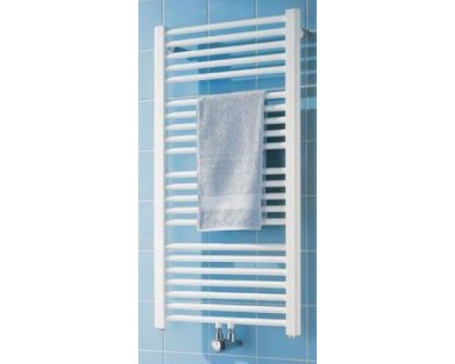 Водяной полотенцесушитель 804х599 Kermi Basic - 50 белый