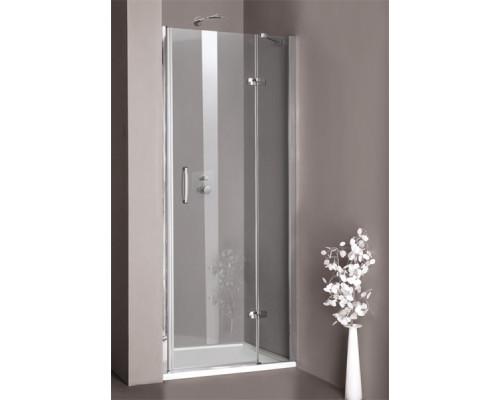 Дверь в нишу 90 см HUPPE Aura Elegance 400202.087.315