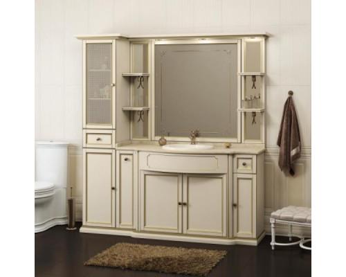 Комплект мебели для ванной комнаты Opadiris Корсо Оро