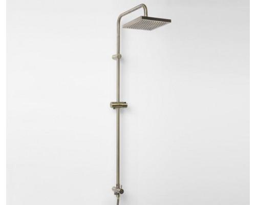 Душевая стойка Wasserkraft A040 светлая бронза 112х51,6 см