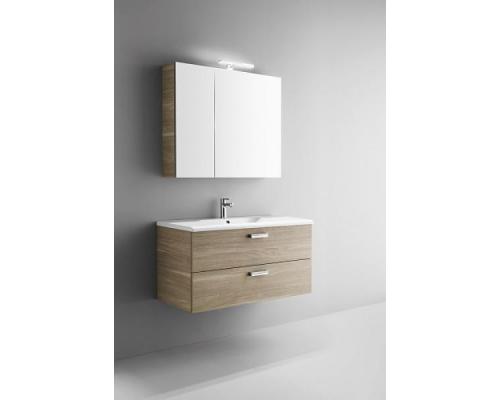 Комплект мебели Arbi Petit PE03 белый глянцевый