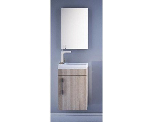 Мебель для ванны  RUSH Disco беленый дуб