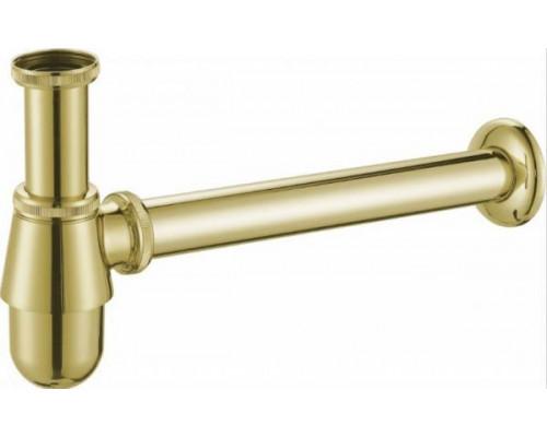 Сифон для раковины Cezares Articoli Vari CZR-SB3-03 золото