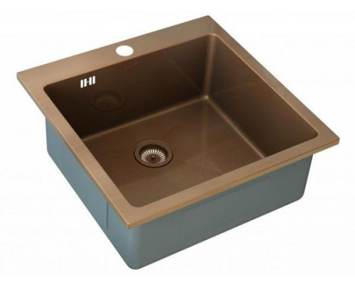Мойка ZorG INOX SZR-51 COPPER
