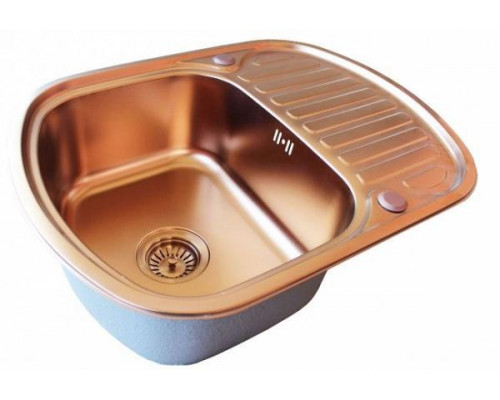 Мойка ZorG INOX SZR-630-490 COPPER