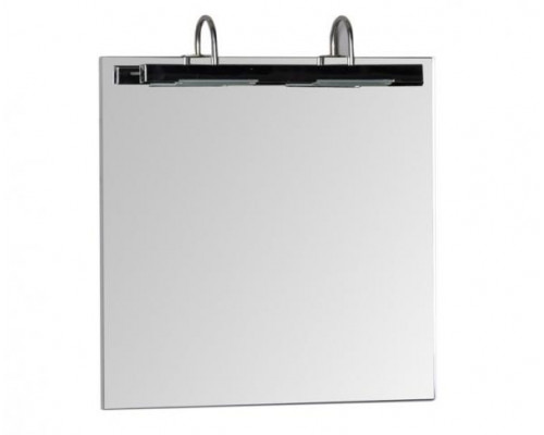Зеркало Aquanet Данте 60 белое 156356