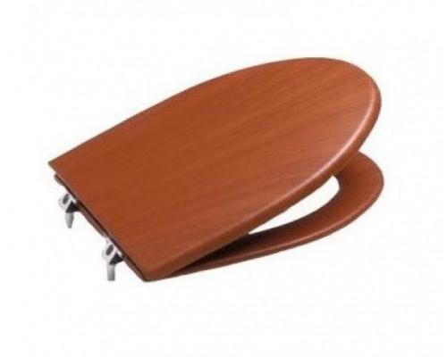 Крышка-сиденье Roca America 801490M14 петли хром