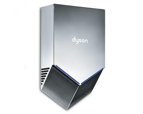 Сушка для рук Dyson Airblade HU02 никелерованная