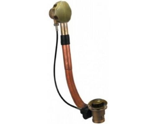 Слив-перелив Migliore ML.RIC-20.708.BR, наружняя часть - бронза