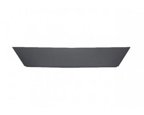 Боковая панель Aquanet Cariba 170 см черная