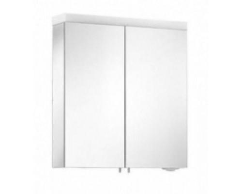 Зеркальный шкаф с двойной подсветкой 650*700*150 мм KEUCO (Royal Reflex NEW)