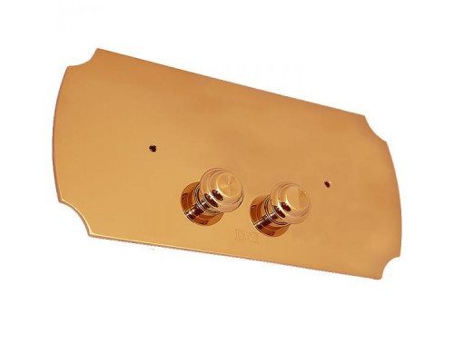 Клавиша смыва Devon&Devon DEPLOT цвет золото