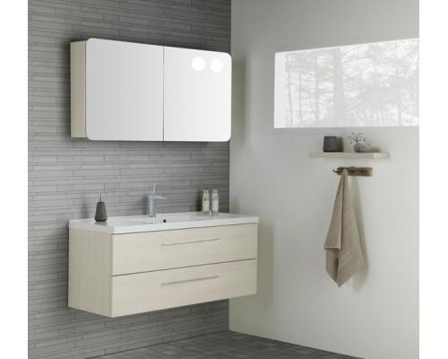 Комплект мебели для ванной комнаты Dansani Luna Allegro 120