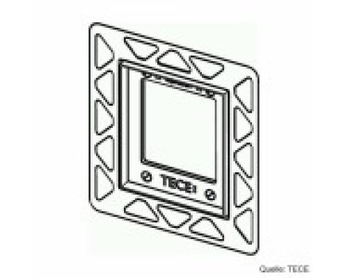 Монтажная рамка для установки стеклянных панелей TECEloop на уровень стены