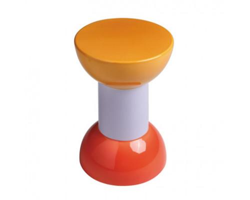 Керамический стульчик для ванны Flaminia Rocchetto с декором RCT01