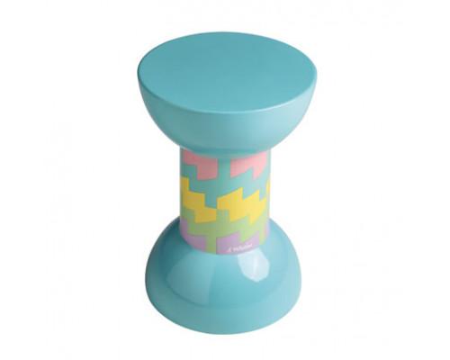 Керамический стульчик для ванны Flaminia Rocchetto с декором RCT03