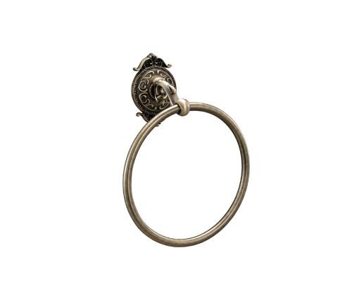13906 HAYTA Gabriel Держатель для полотенца, кольцо, в бронзе