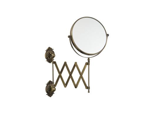 13992 HAYTA Gabriel Зеркало для бритья, в бронзе