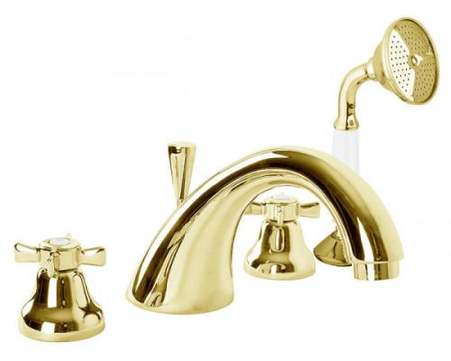 Смеситель Cezares Lord LORD-BVD-02 для ванны с душем
