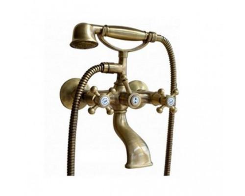 Смеситель Migliore Lady ML.LAD-902BR для ванны с душем