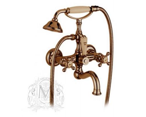 Смеситель Migliore Arcadia ML.ARC-8302BR для ванны с душем