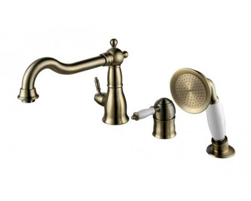 Смеситель Lemark Villa LM4845B для ванны с душем