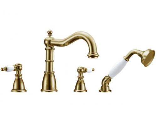 Смеситель Boheme Medici 391 для ванны с душем