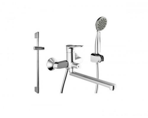 Комплект Bravat Eco F00414C для ванной комнаты 2 в 1