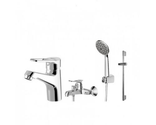 Комплект Bravat Eco-D F00314C для ванной комнаты 3 в 1