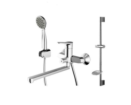 Комплект Bravat Eco-D F00415C для ванной комнаты 2 в 1