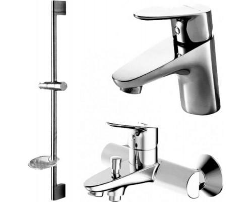 Комплект Bravat Drop F00308C для ванной комнаты 3 в 1