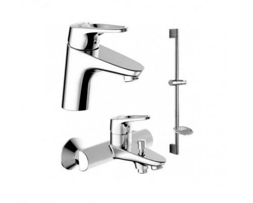 Комплект Bravat Drop-D F00312C для ванной комнаты 3 в 1