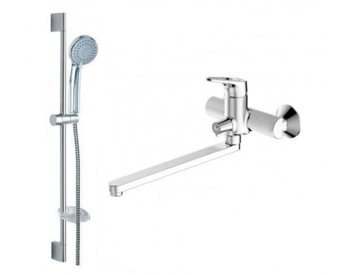 Комплект Bravat Drop-D F00413C для ванной комнаты 2 в 1