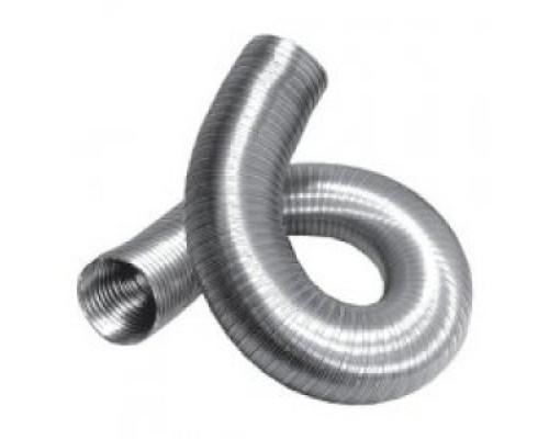 Гибкий воздуховод алюминиевый ф 100 Vanvent