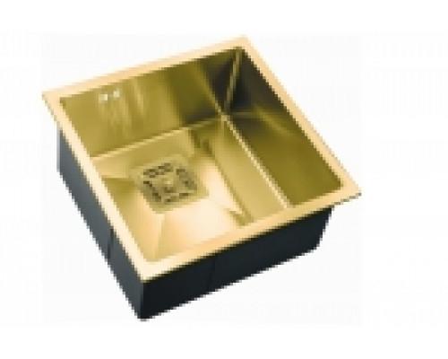 Мойка для кухни Zorg SZR-44-G BRONZE цвет бронза
