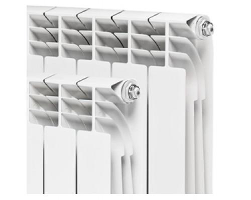 Секционные радиаторы TENRAD AL  алюминиевые 350/100 10 секций