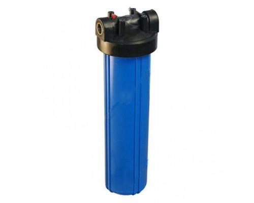 Магистральный фильтр Аквастиль для очистки воды 20 BB