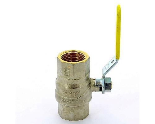 Кран газовый ф 20 г/г ручка Futurgas